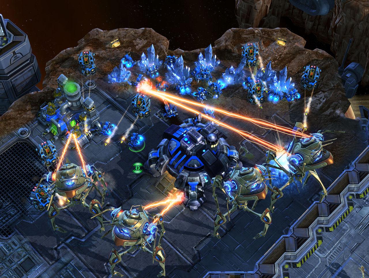 Nu ska Googles DeepMind börja spela StarCraft II