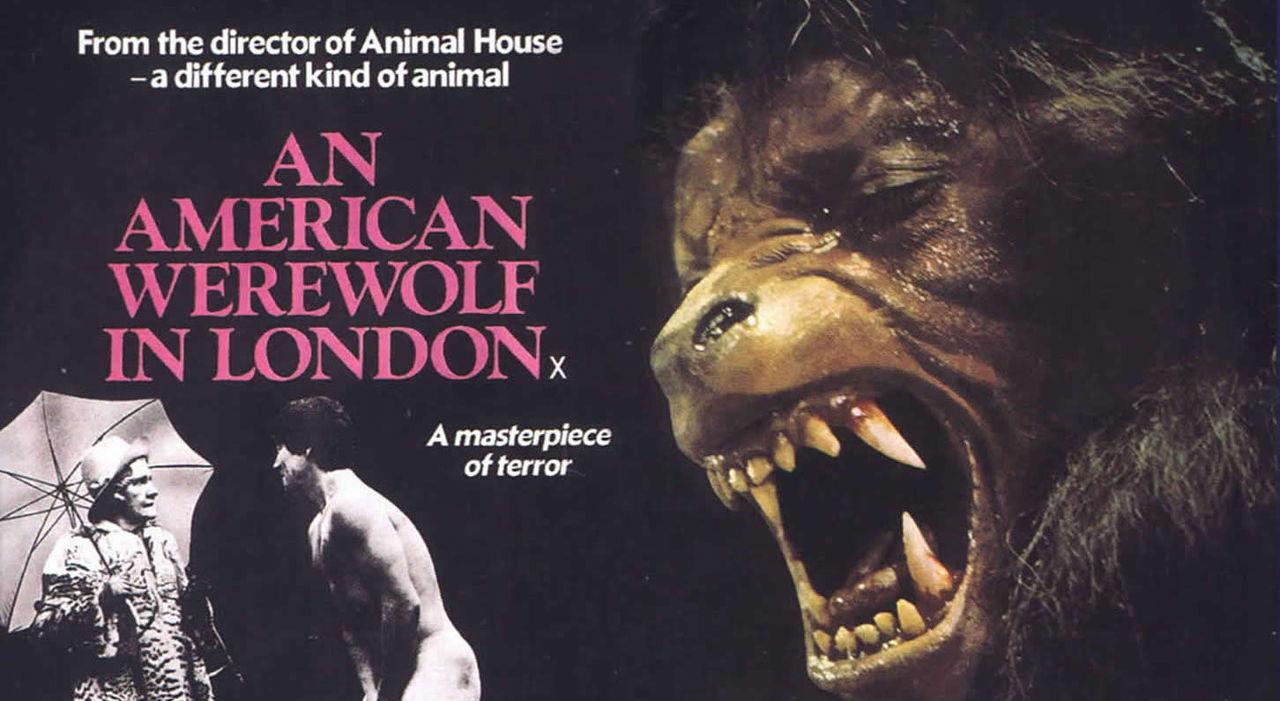 Ny En amerikansk varulv i London på gång