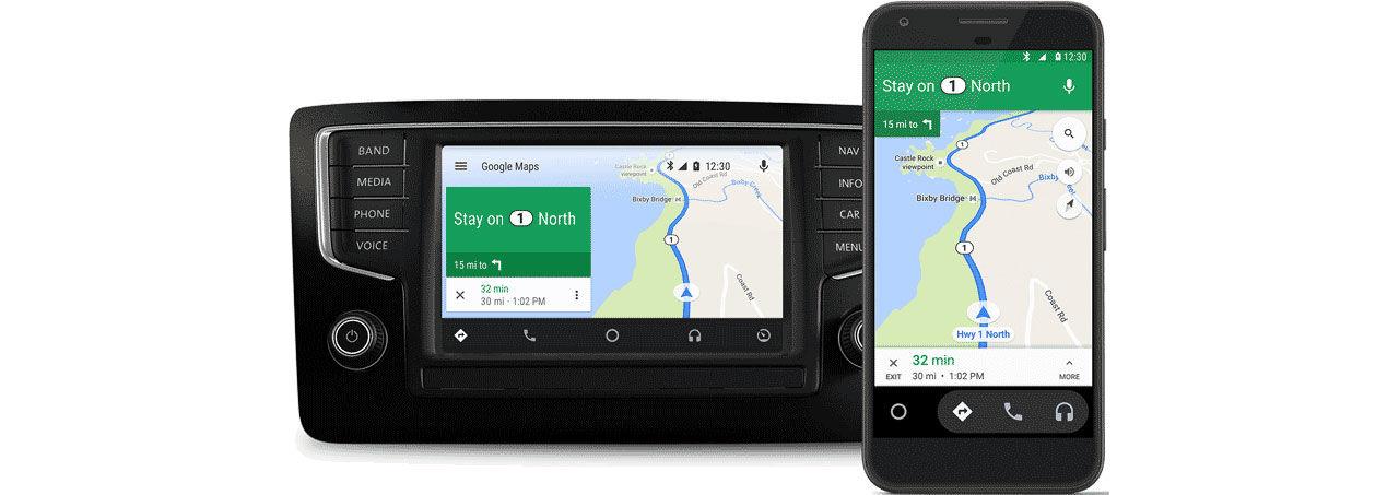 Android Auto släpps som en fristående app