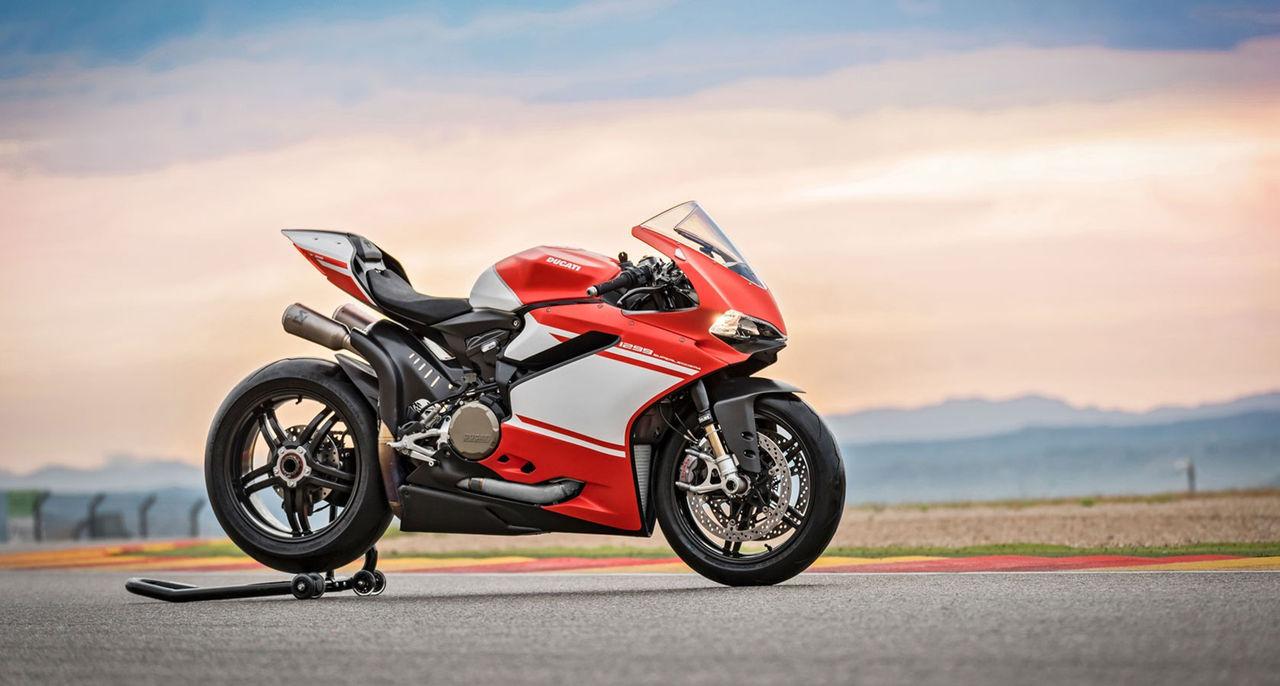 Ducati 1299 Superleggera är här