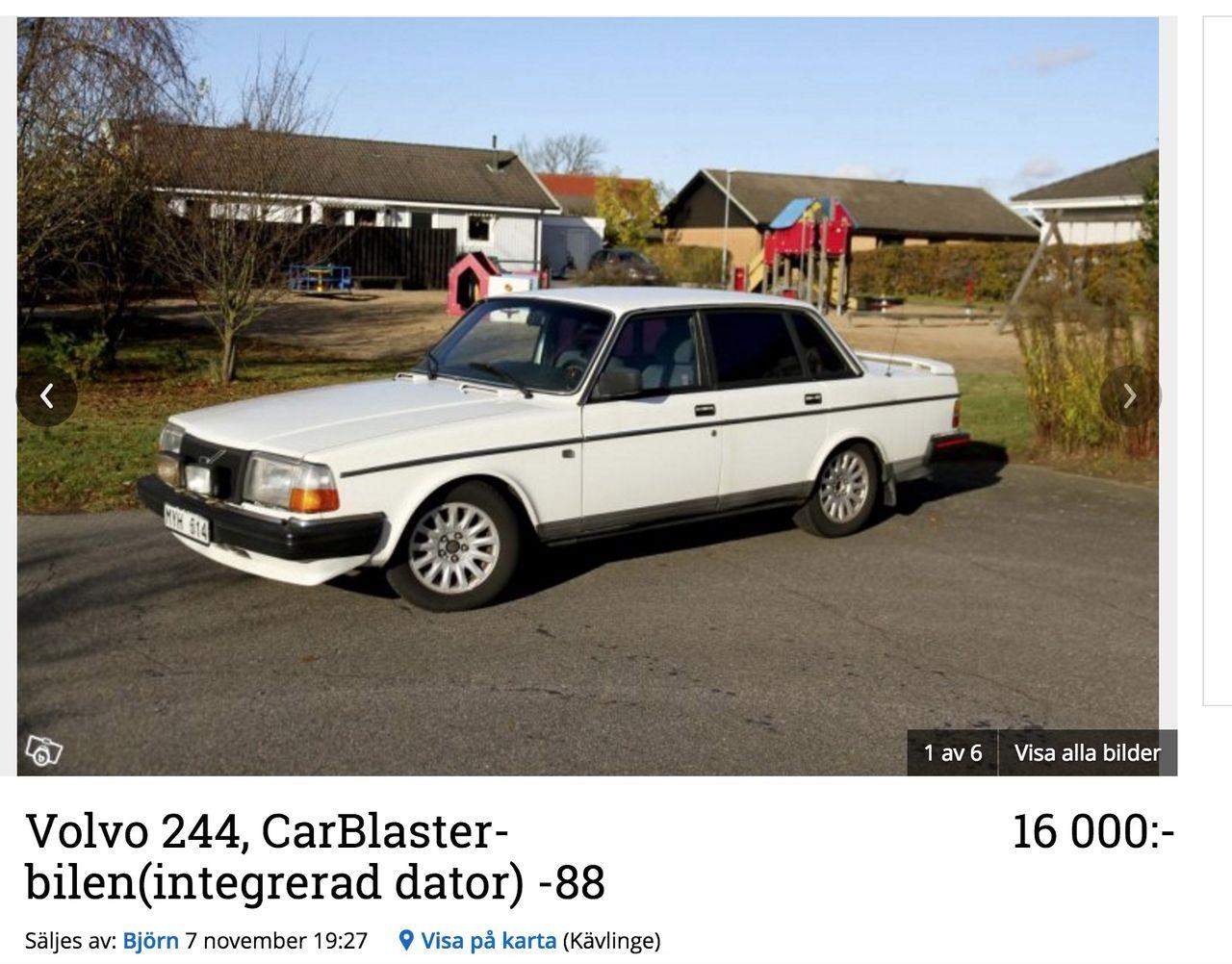 Köp Carblaster-bilen