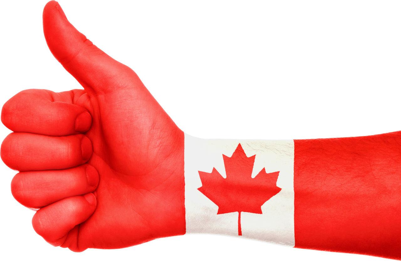 Kanadas migrationssajt haverade
