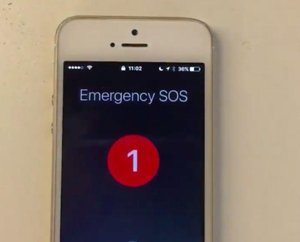 Apple implementerar ny SOS-funktion i iOS