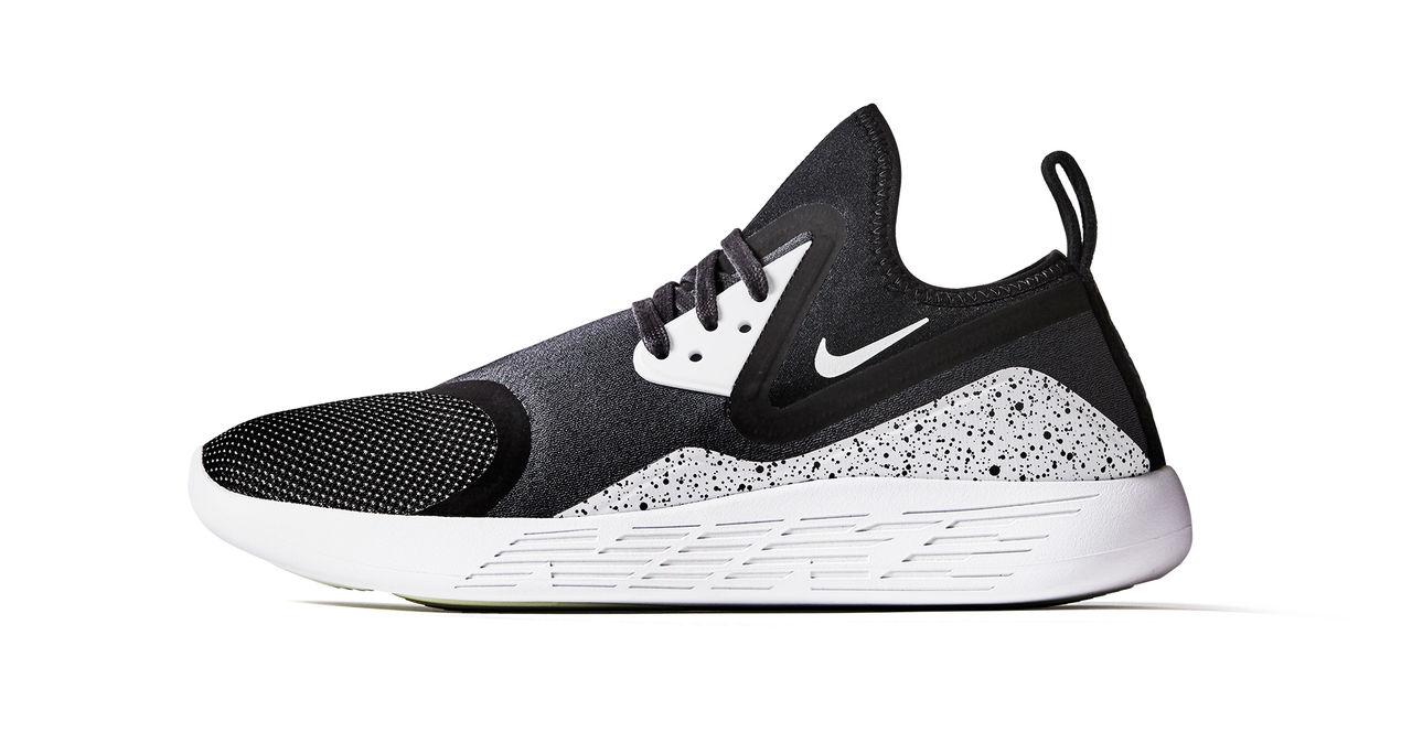 Nike LunarCharge - fem modeller i en