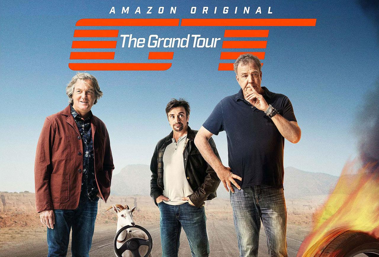 Alexa väcker dig med The Grand Tour-gubbarna