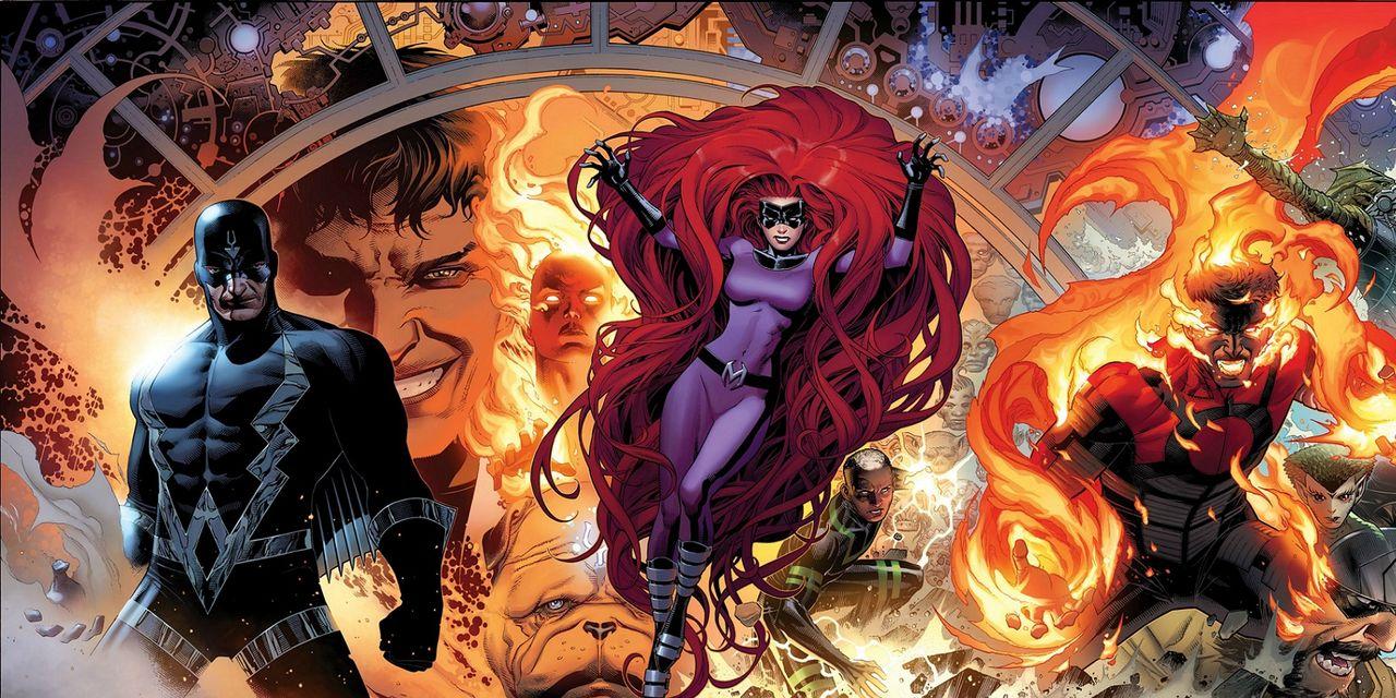 Marvel slopar Inhumans-filmen