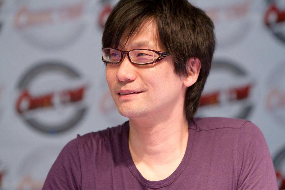 Hideo Kojima prisas på The Game Awards igen