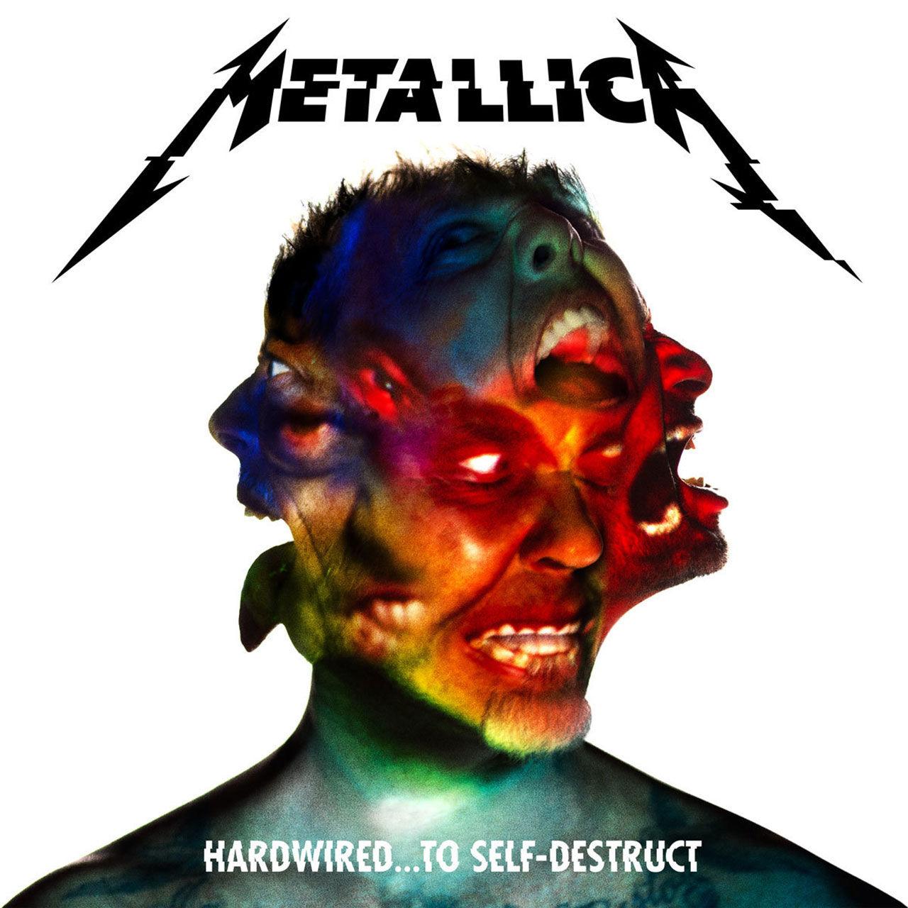 Nytt album från Metallica i dag