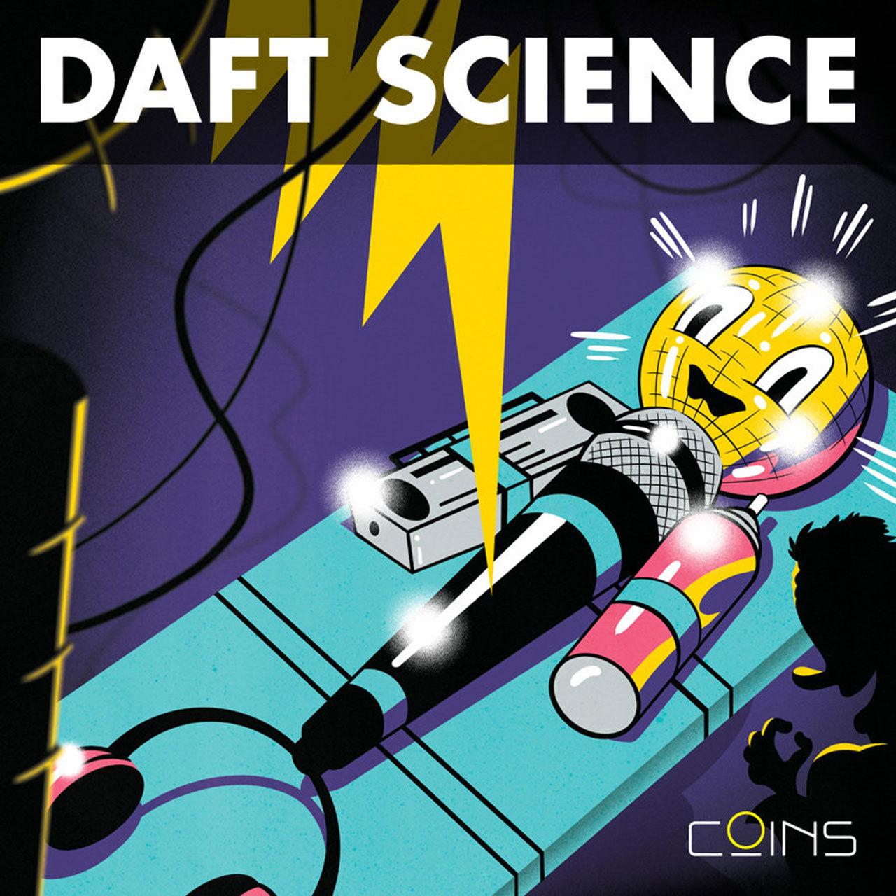 Remixade Beastie Boys med Daft Punk-samplingar