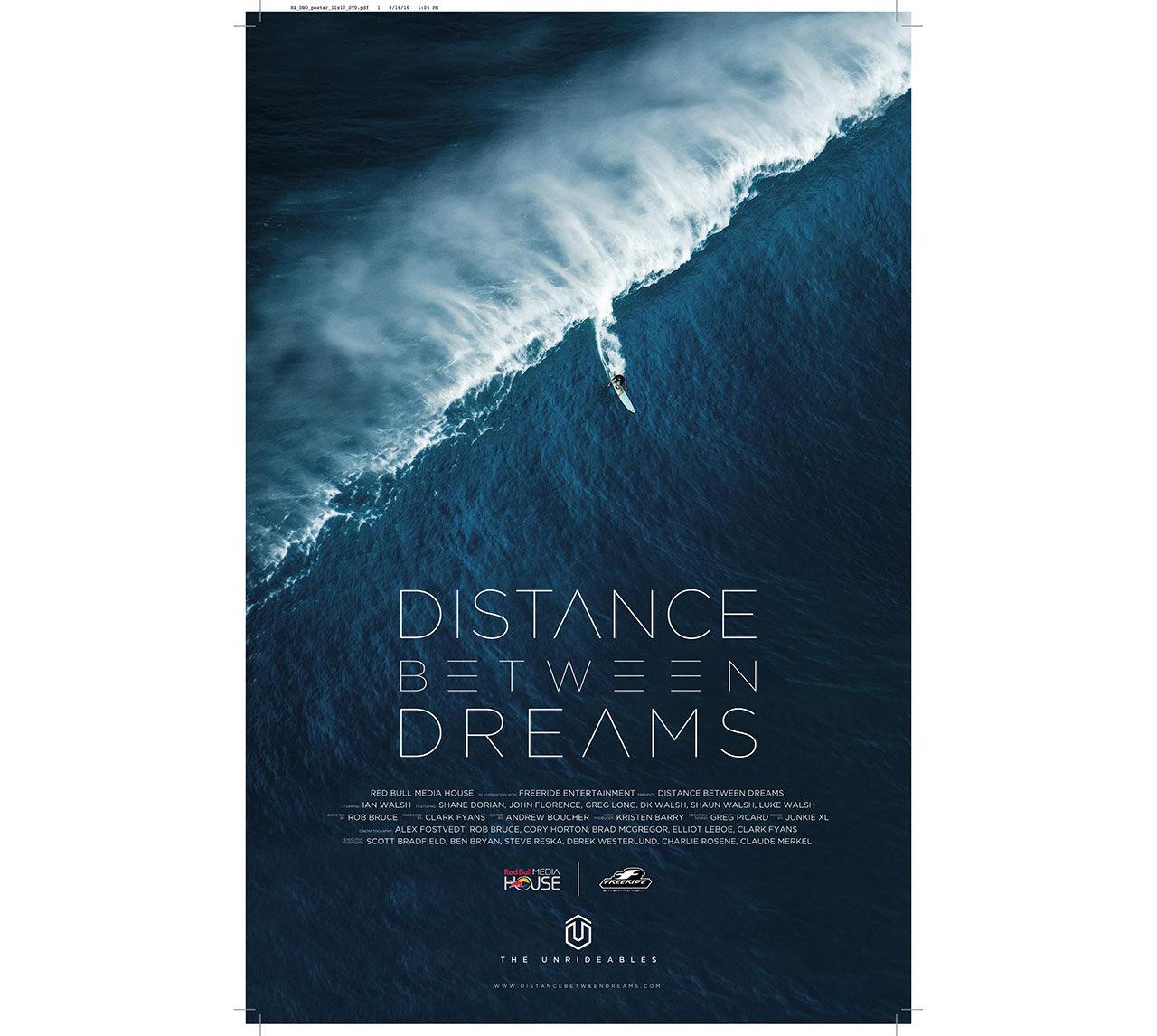 Det vackra och farliga med att surfa stora vågor