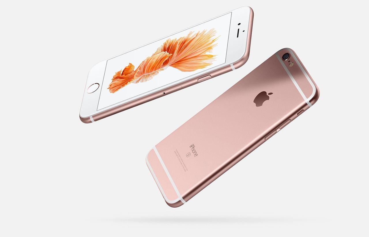 Apple byter ut batterier i vissa iPhone 6s gratis