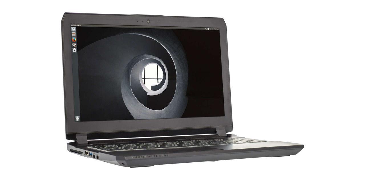 Oryx Pro är en kraftfull laptop med Linux Ubuntu