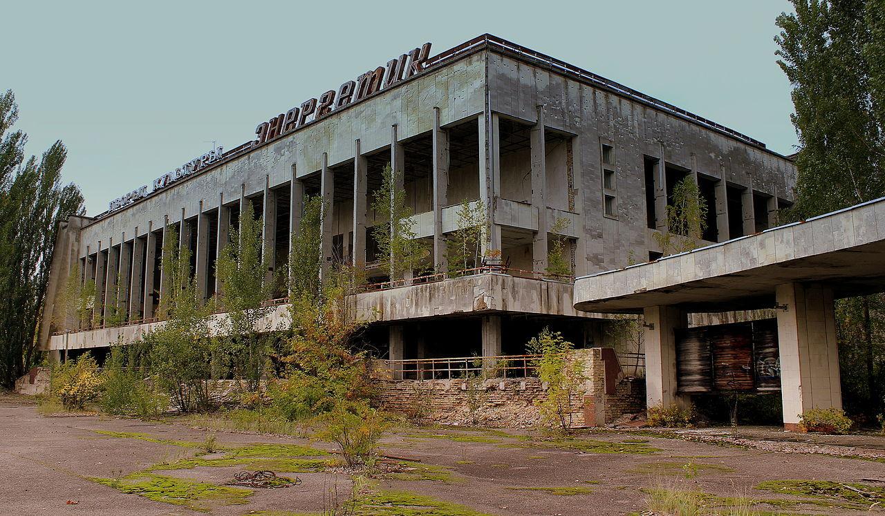 Kinesiska företag ska bygga solcellsanläggning vid Tjernobyl