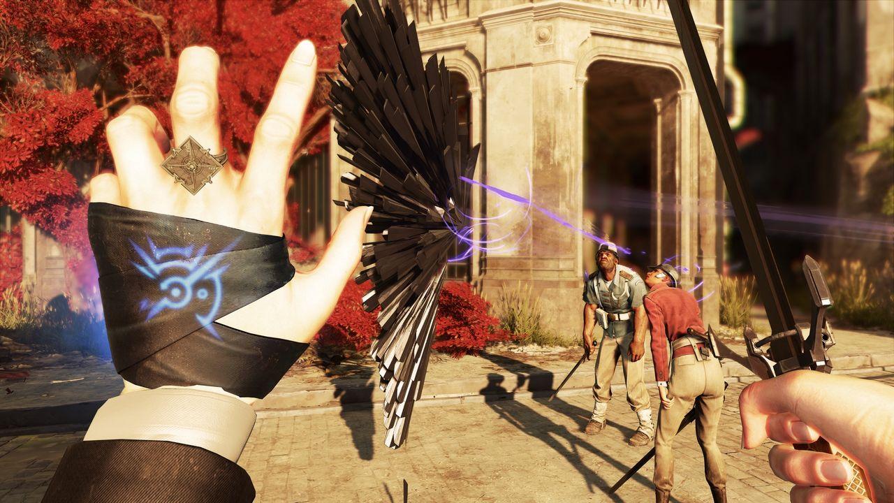 PC-versionen av Dishonored 2 äntligen spelbart