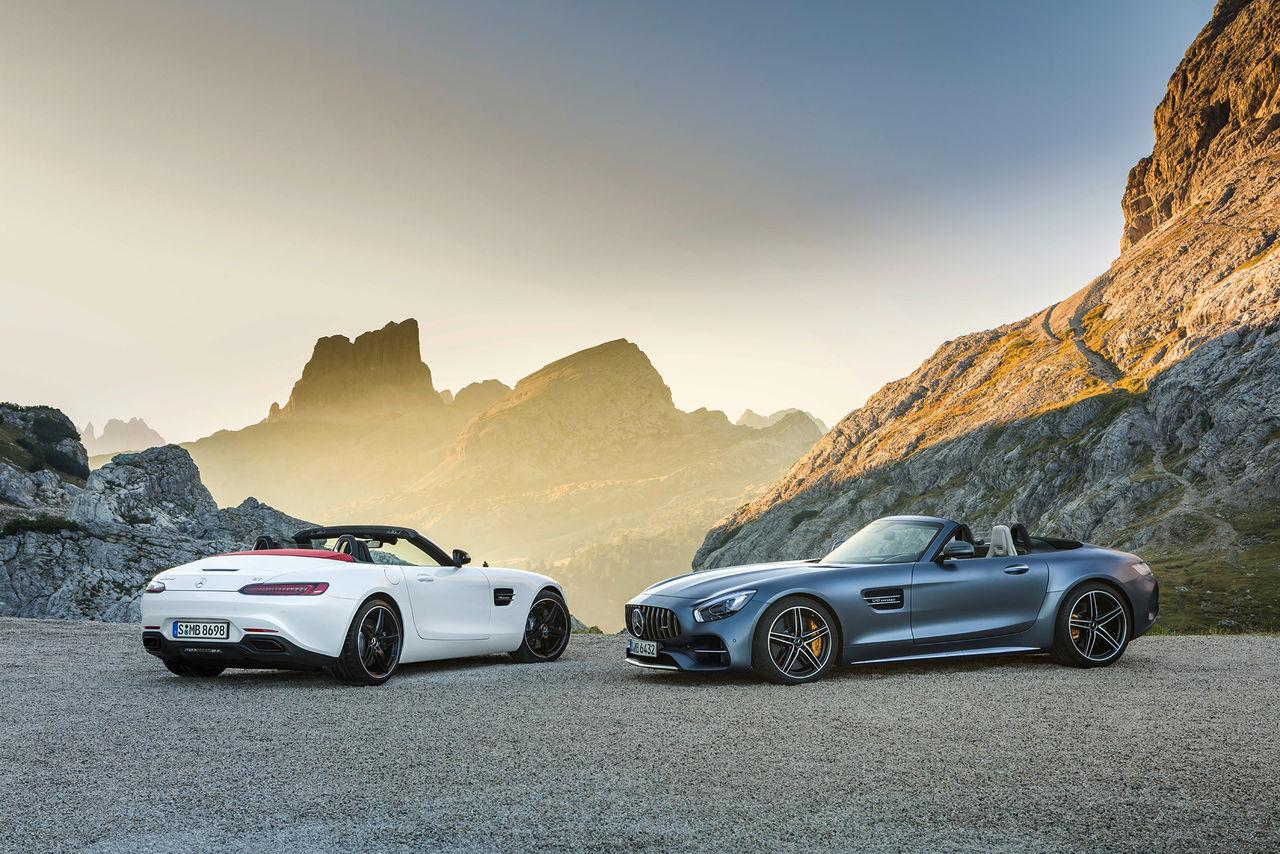 Nya Mercedes AMG GT går nu att beställa