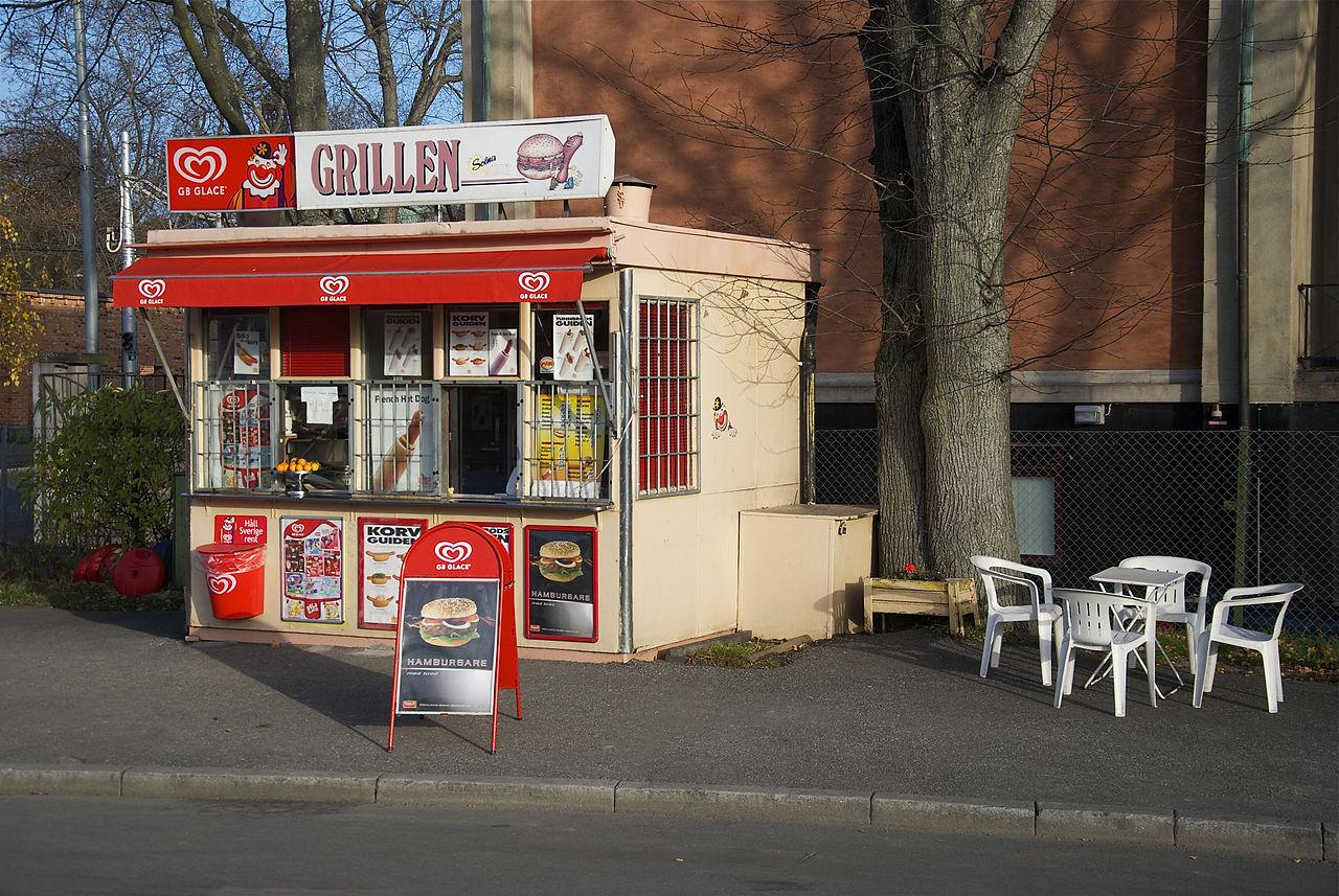 Radiotjänst kräver licensavgift för kiosks menyskärmar