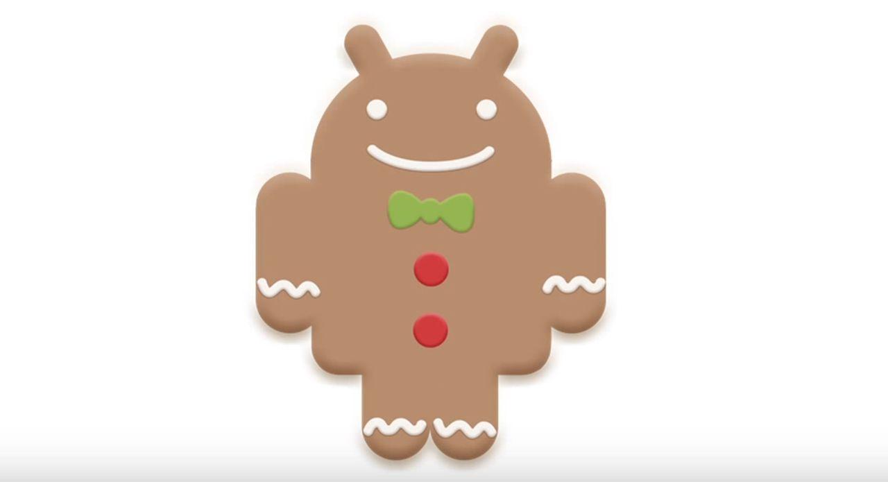 Stöd för Gingerbread upphör med nya Google Play Services