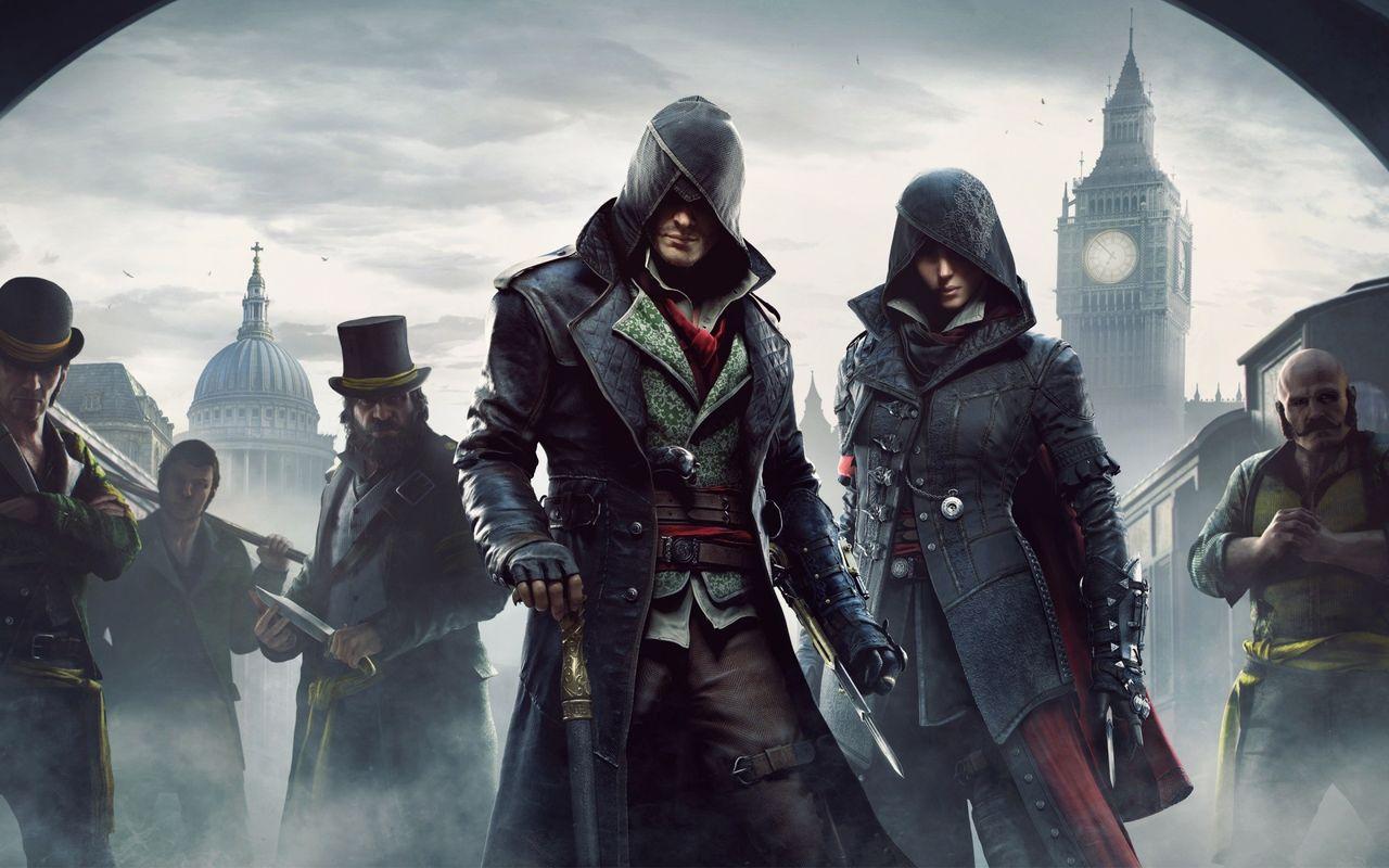 Assassin's Creed: Syndicate har fått stöd för 4K på PS4 Pro