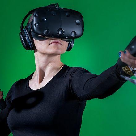 HTC Vive är prissänkt under Black Friday