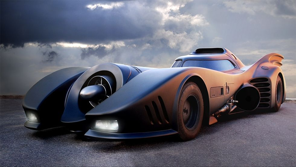 CDON säljer Batmobile
