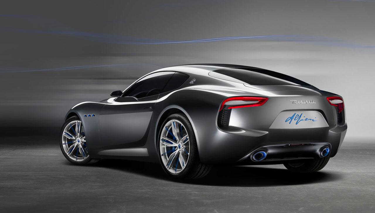 Maserati Alfieri kommer med eldrift