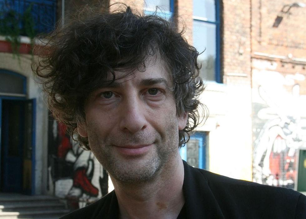 Neil Gaiman medproducerar tv-serien The Building