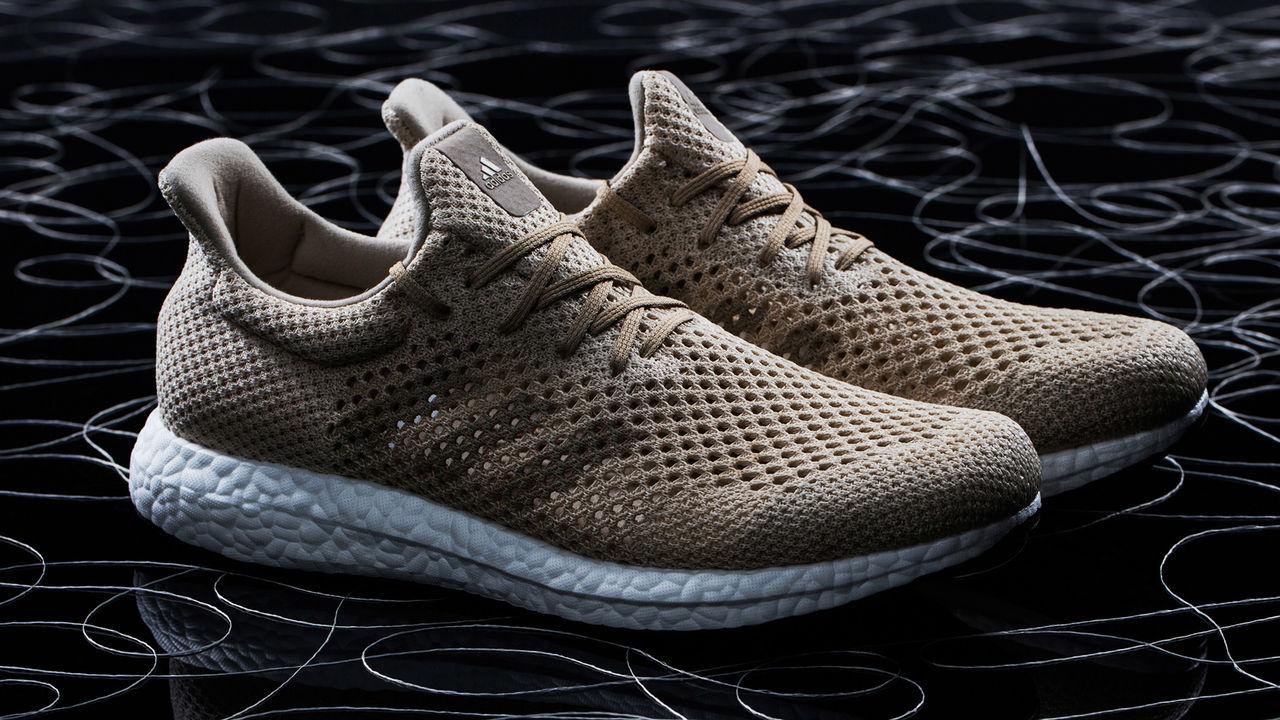 Adidas visar nedbrytningsbar sko. Ska börja säljas nästa år  94f11a595afe1