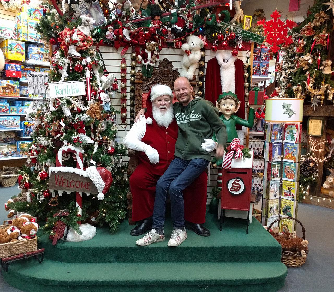 Att ljuga om jultomten kan vara skadligt för barn