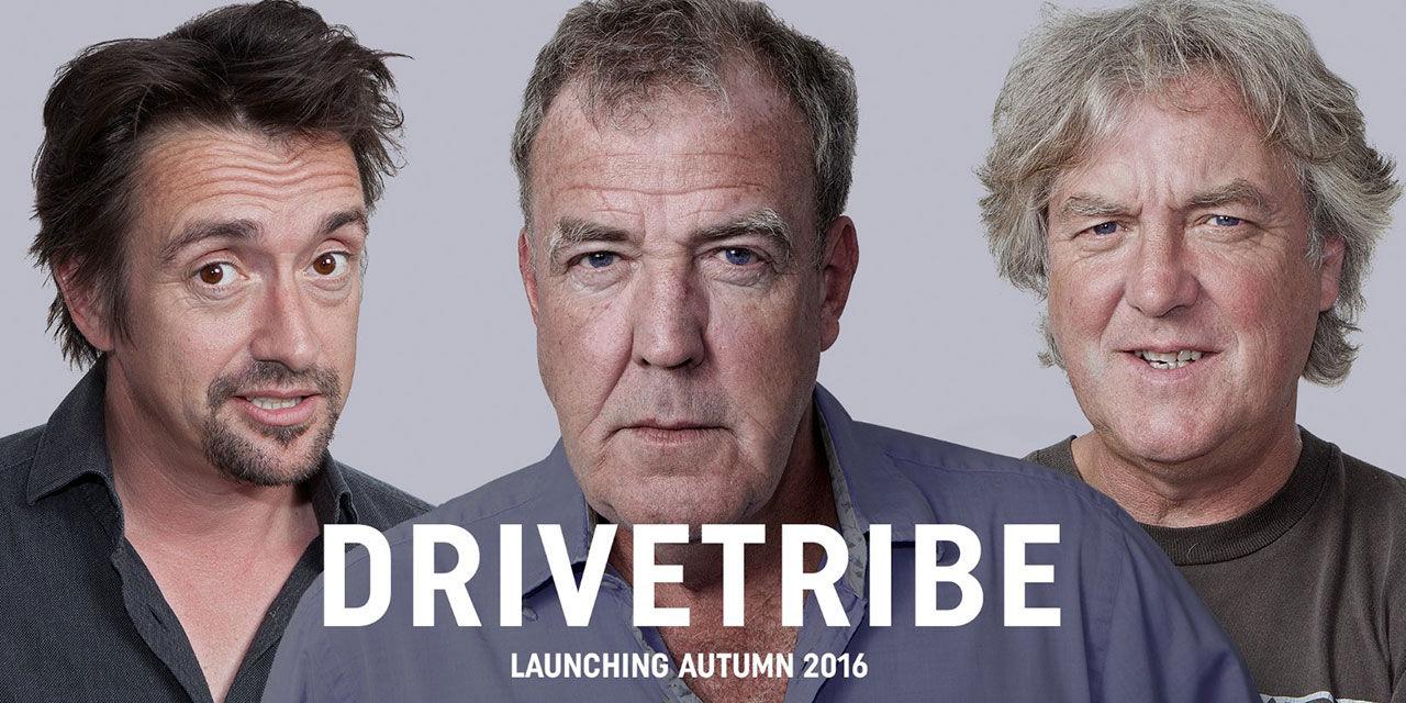 I dag lanseras motorcommunityt Drivetribe