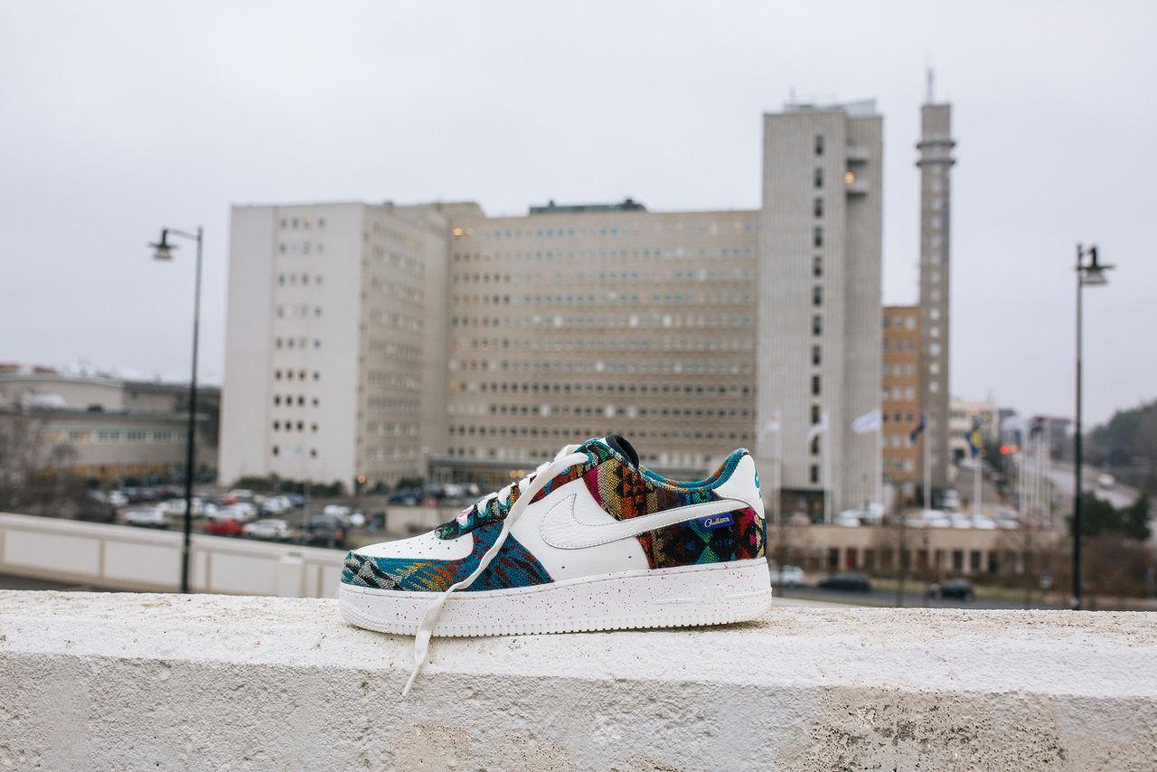 Ny plattform där du kan shoppa unika sneakers
