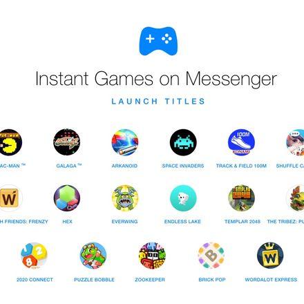 facebook spel messenger