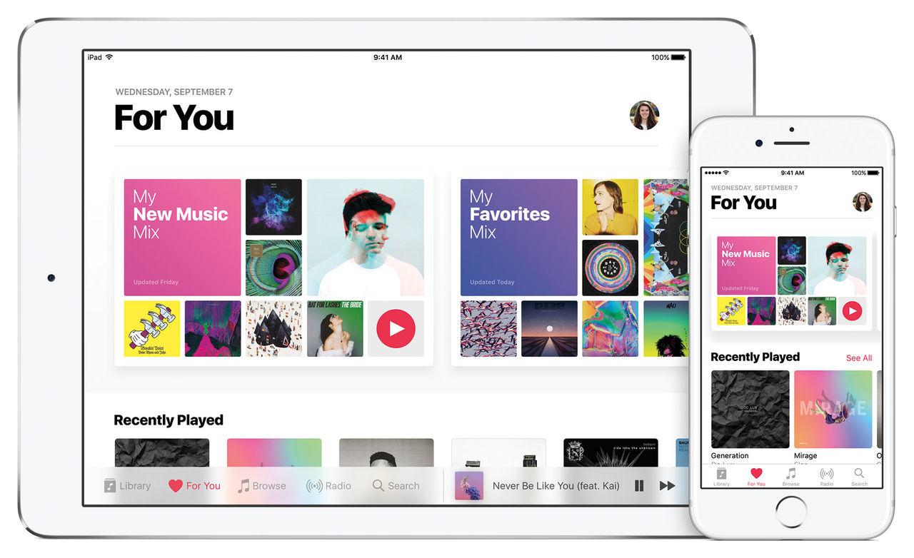 Apple lanserar studentpris på Apple Music i Sverige