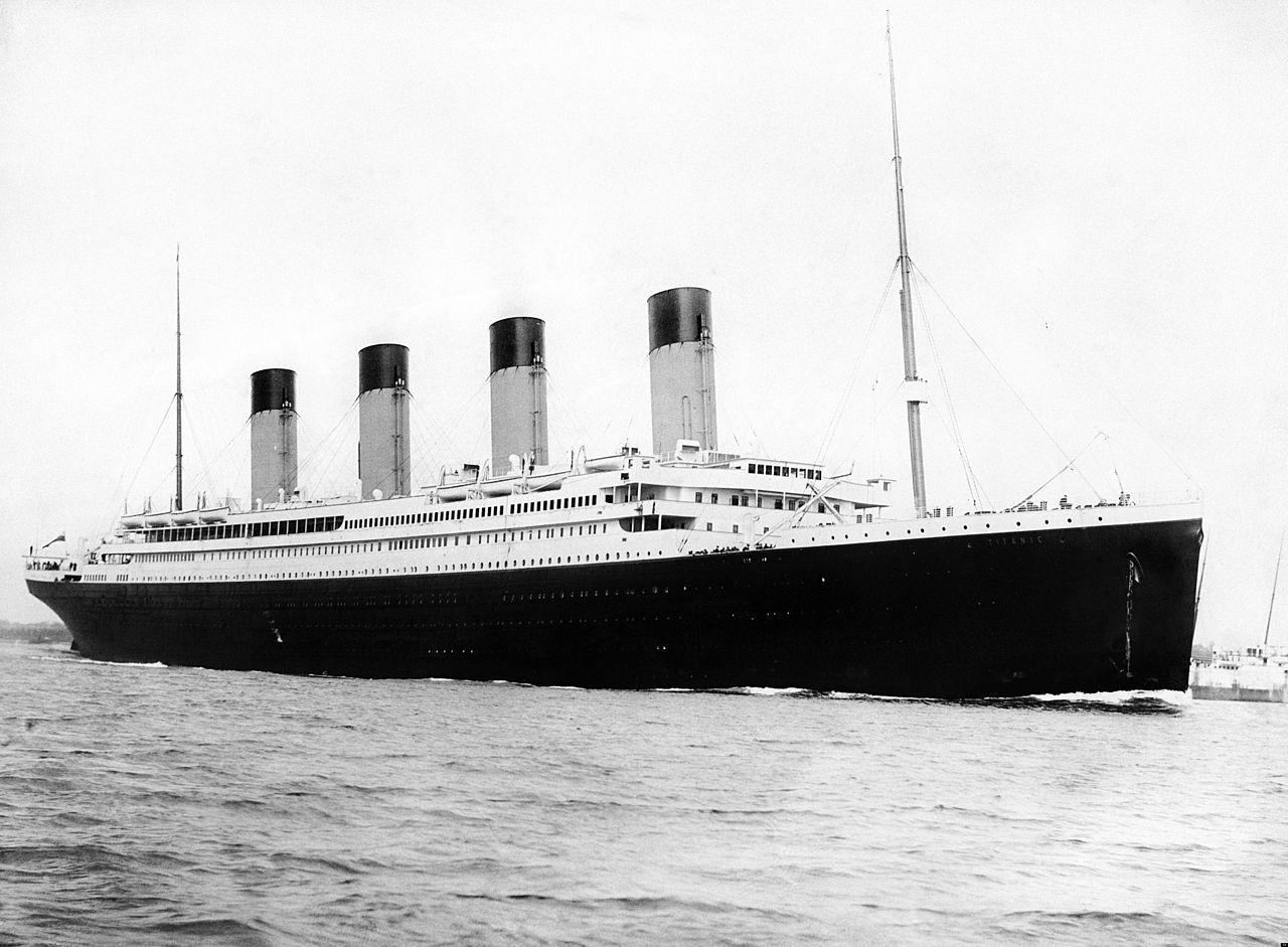 Kina bygger kopia av Titanic