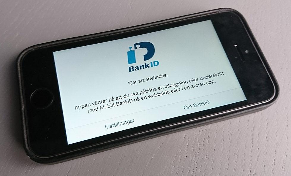 Säkerhetsbrister i Mobilt BankID