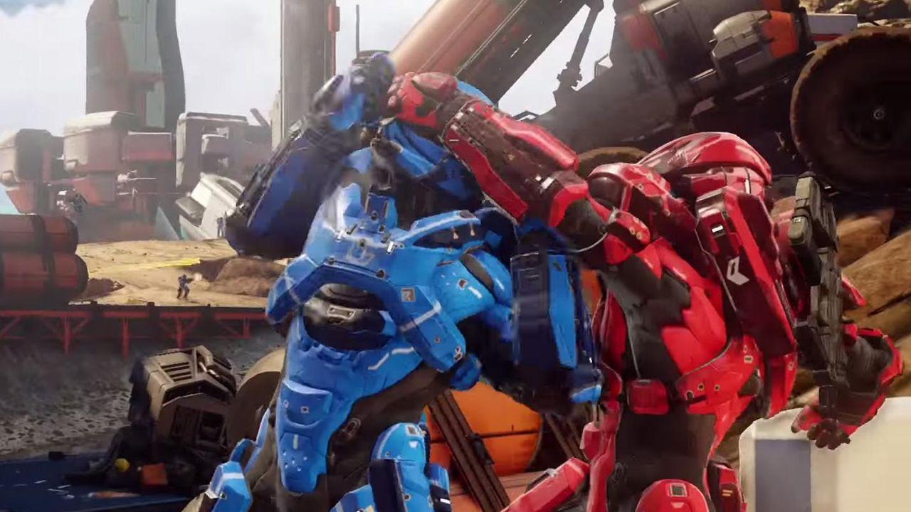 Microsoft satsar på realityshow för Halo 5