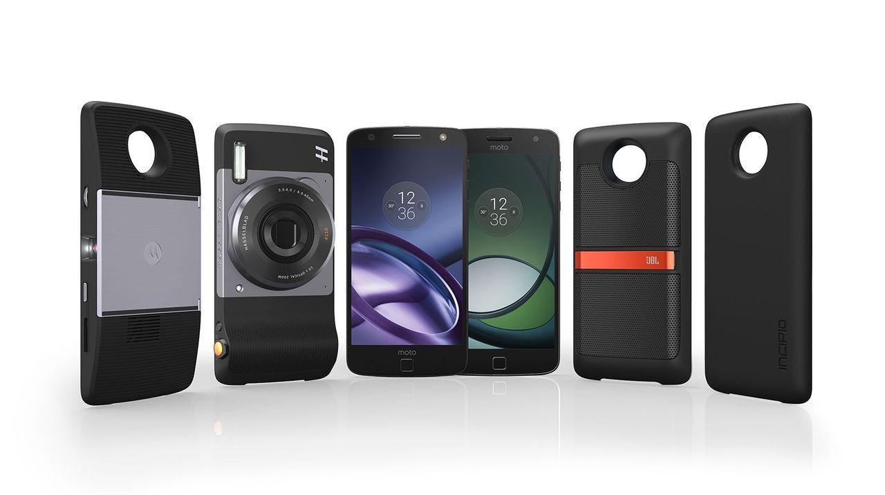 Motorola ska leverera 12 nya Moto Mods nästa år