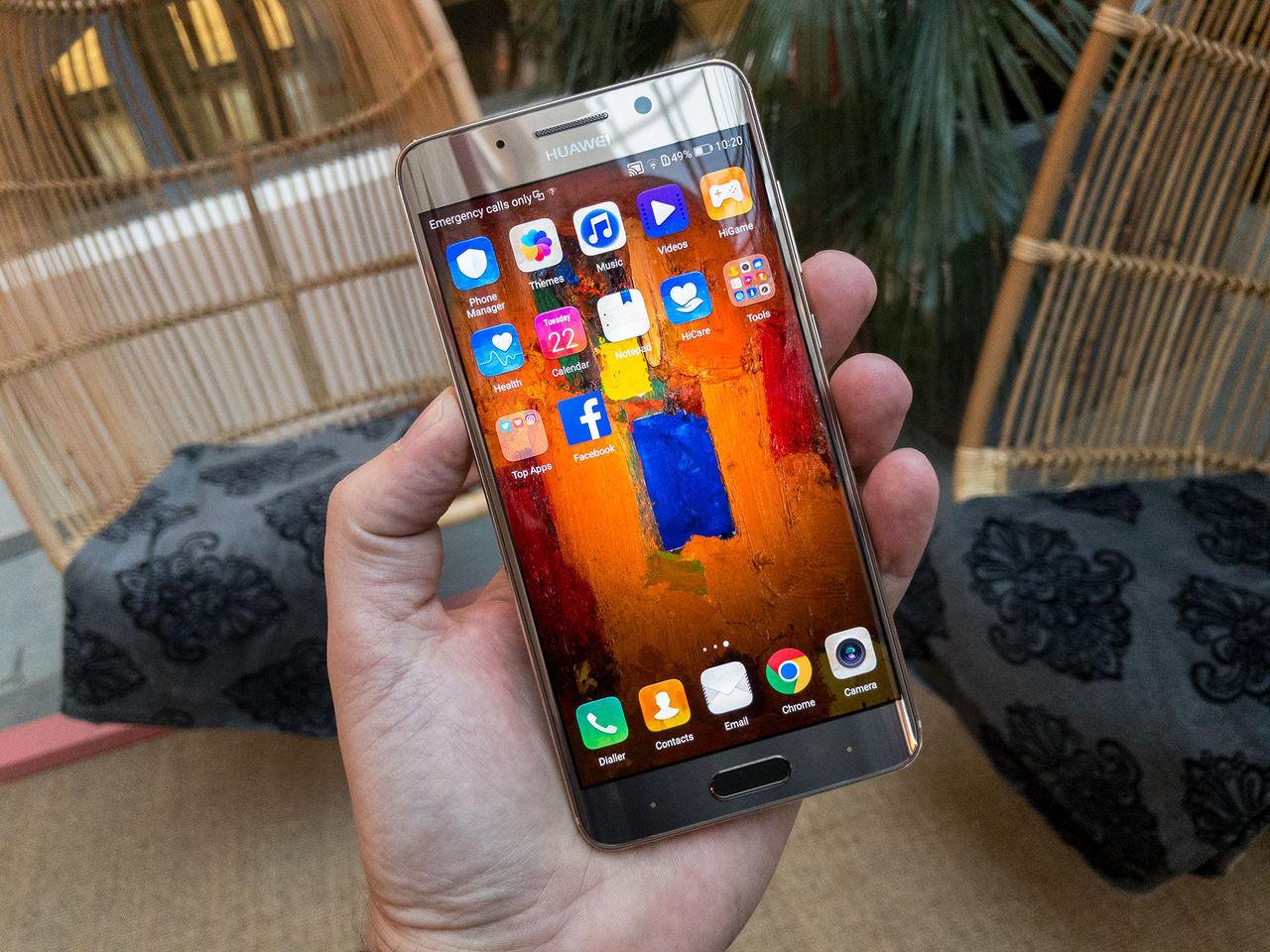 Huawei berättar vilka enheter som kommer få Nougat