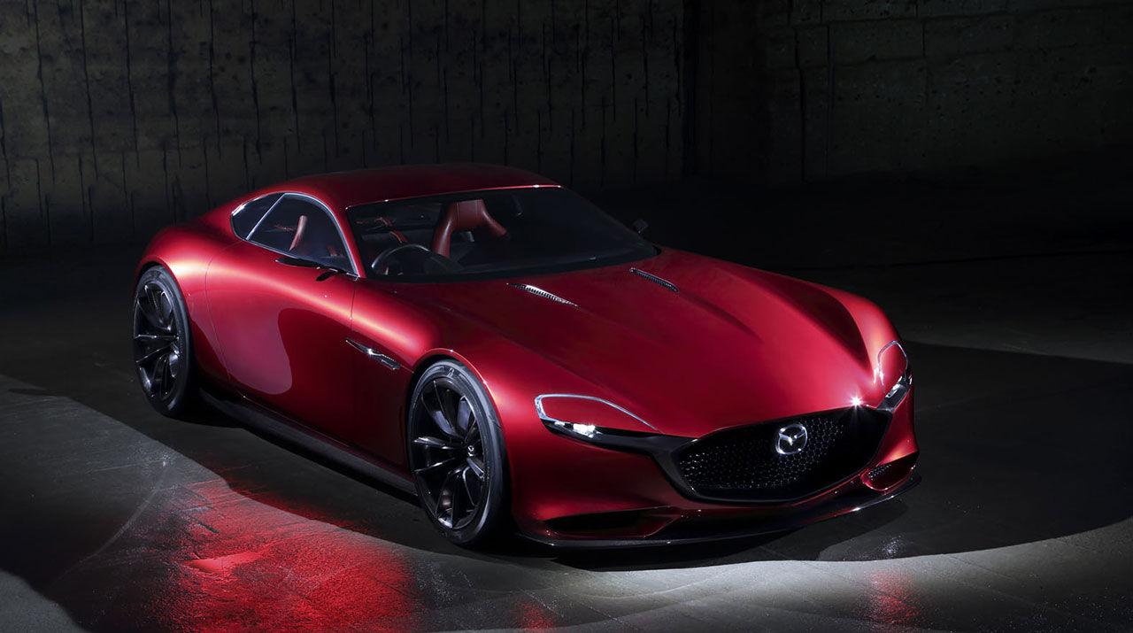 Tyvärr, det blir ingen ny sportbil med Wankelmotor från Mazda