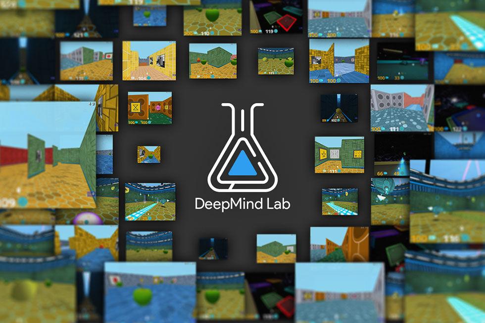 Google släpper träningsmiljö för DeepMind som open source