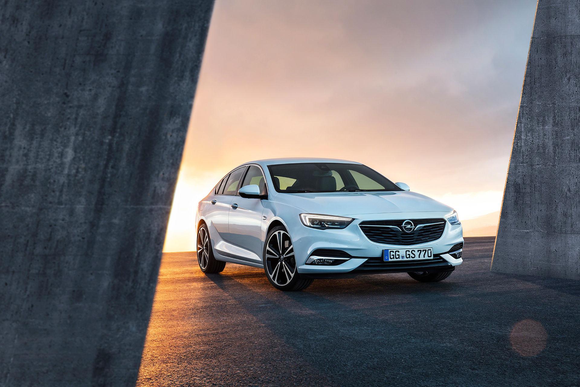 Opel presenterar nya Insignia