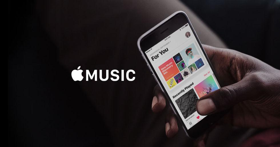 Apple Music har över 20 miljoner betalande användare