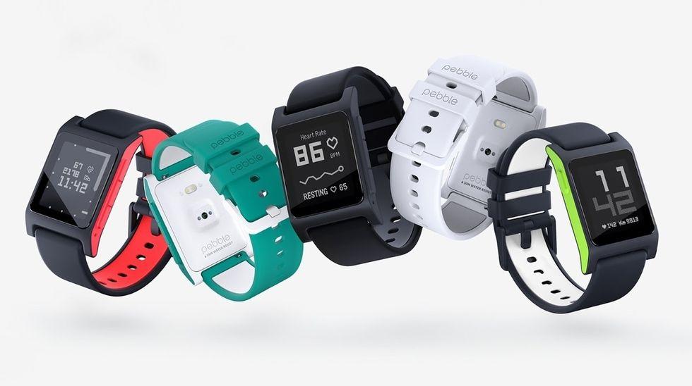 Fitbit bekräftar köp av Pebble