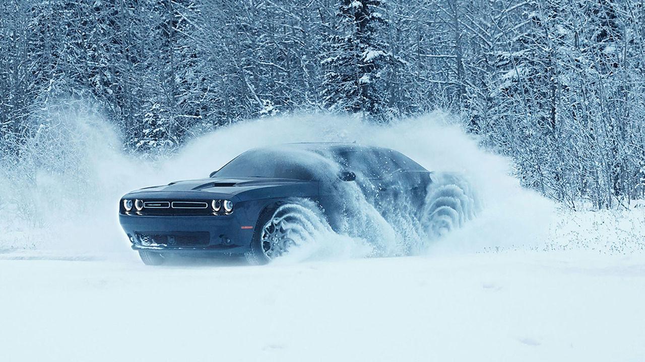 Dodge ger Challenger fyrhjulsdrift