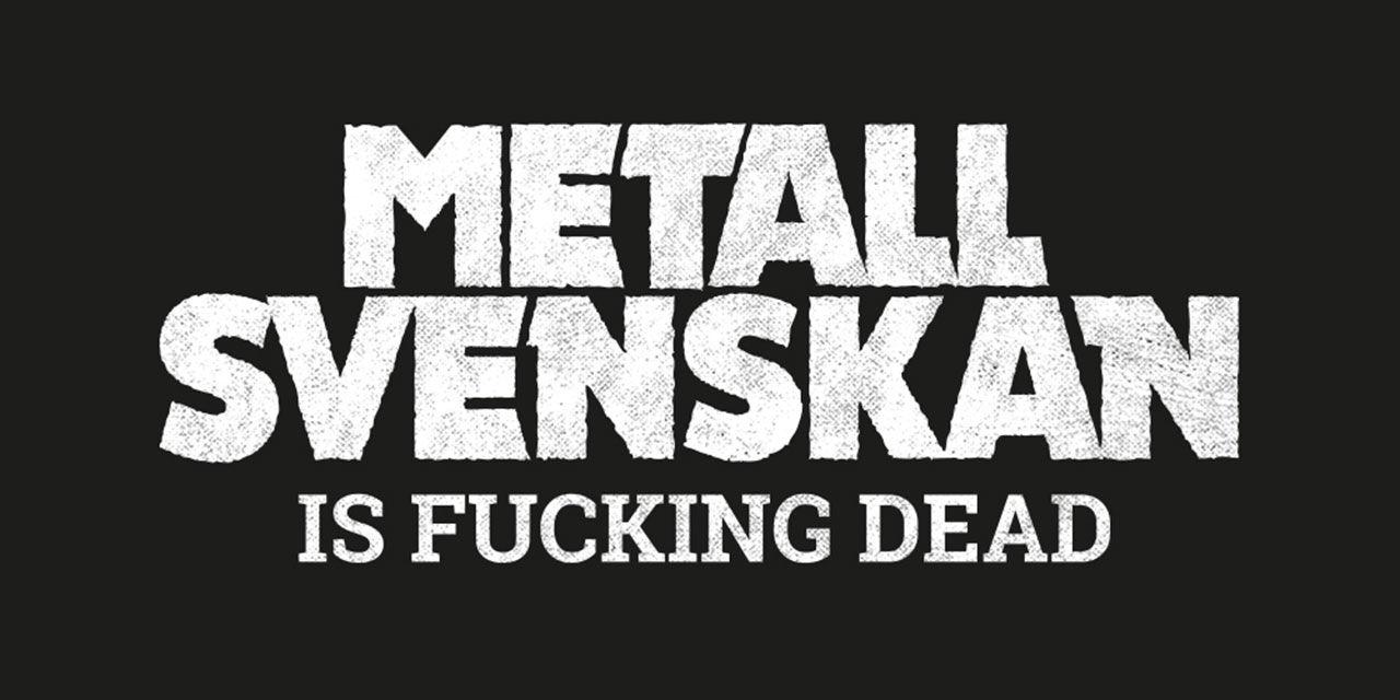 Örebrofestivalen Metallsvenskan lägger ner