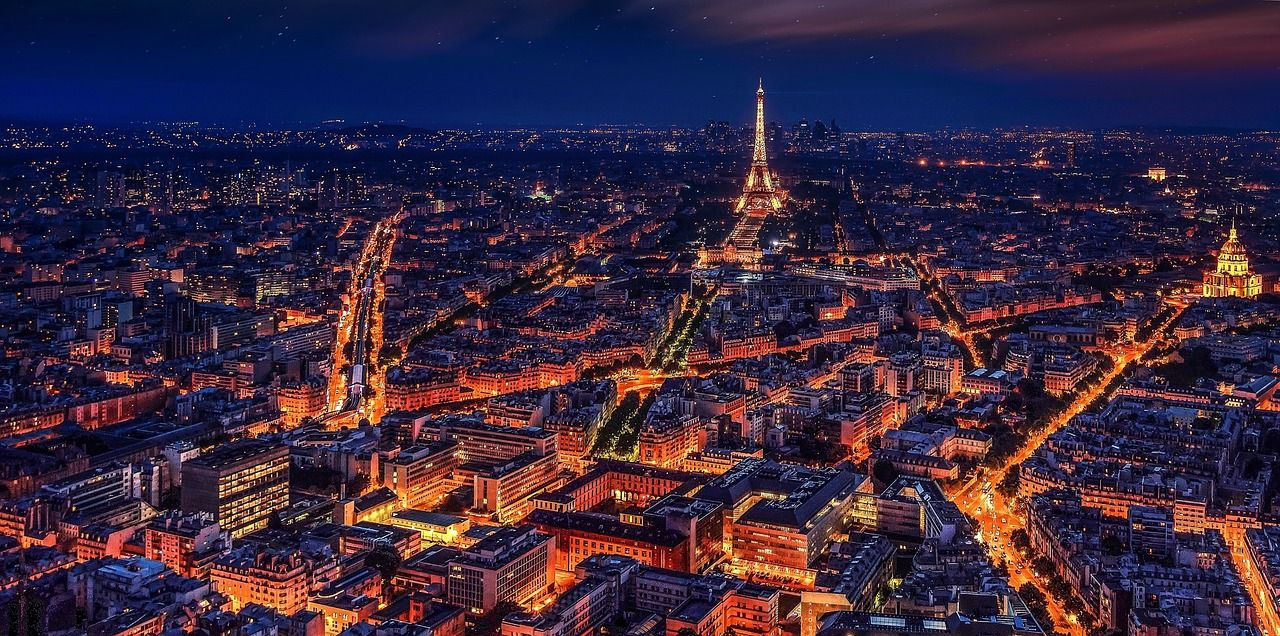 Paris erbjuder gratis kollektivtrafik