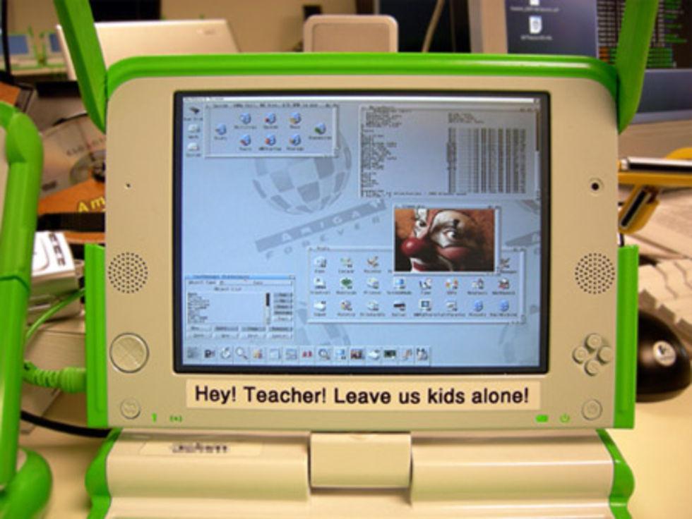 One Amiga per Child