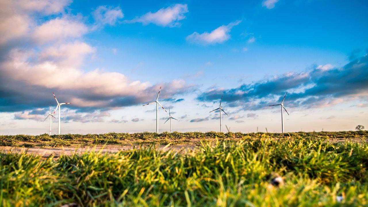 Apple investerar stort i vindkraft