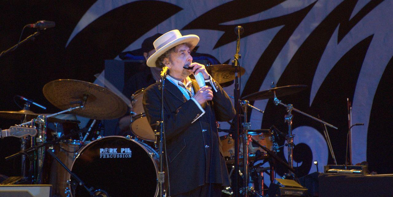 Bob Dylan kommer till Sverige