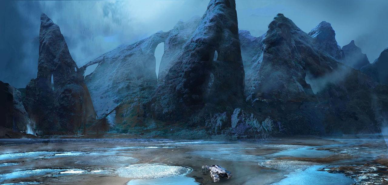 Roman baserad på Mass Effect: Andromeda släpps nästa år