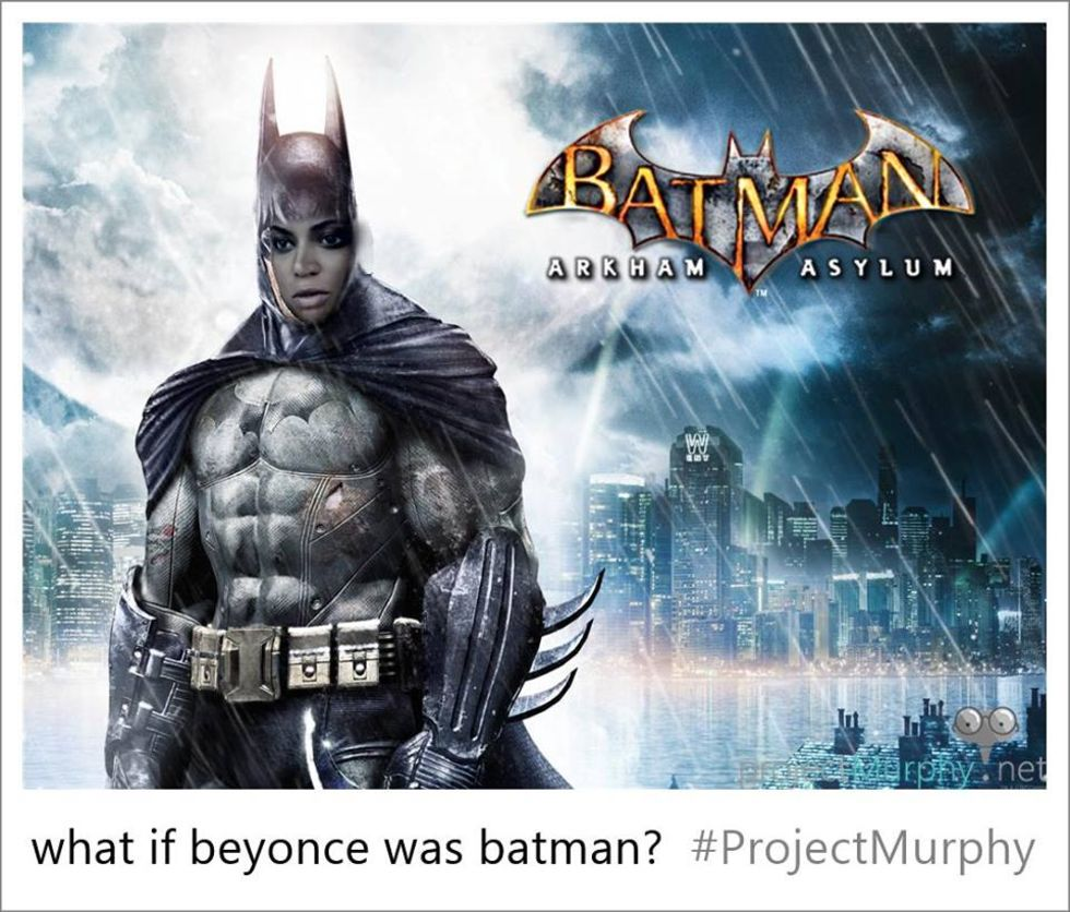 Mixa ihop kändisar med Project Murphy